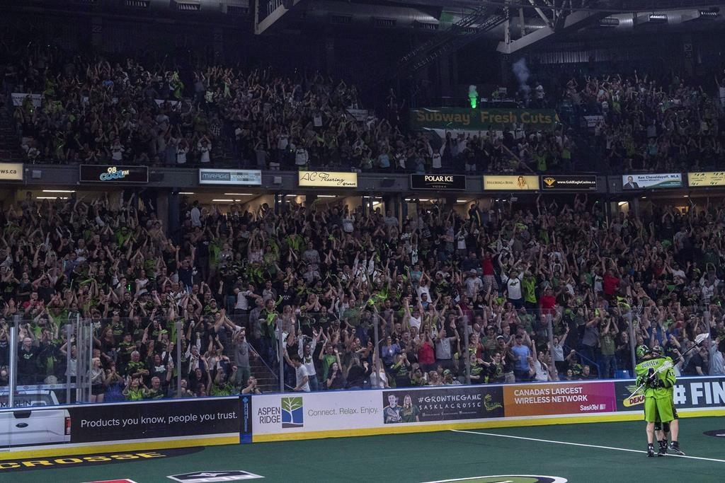 Canadian lacrosse team's promotion fails to score big win