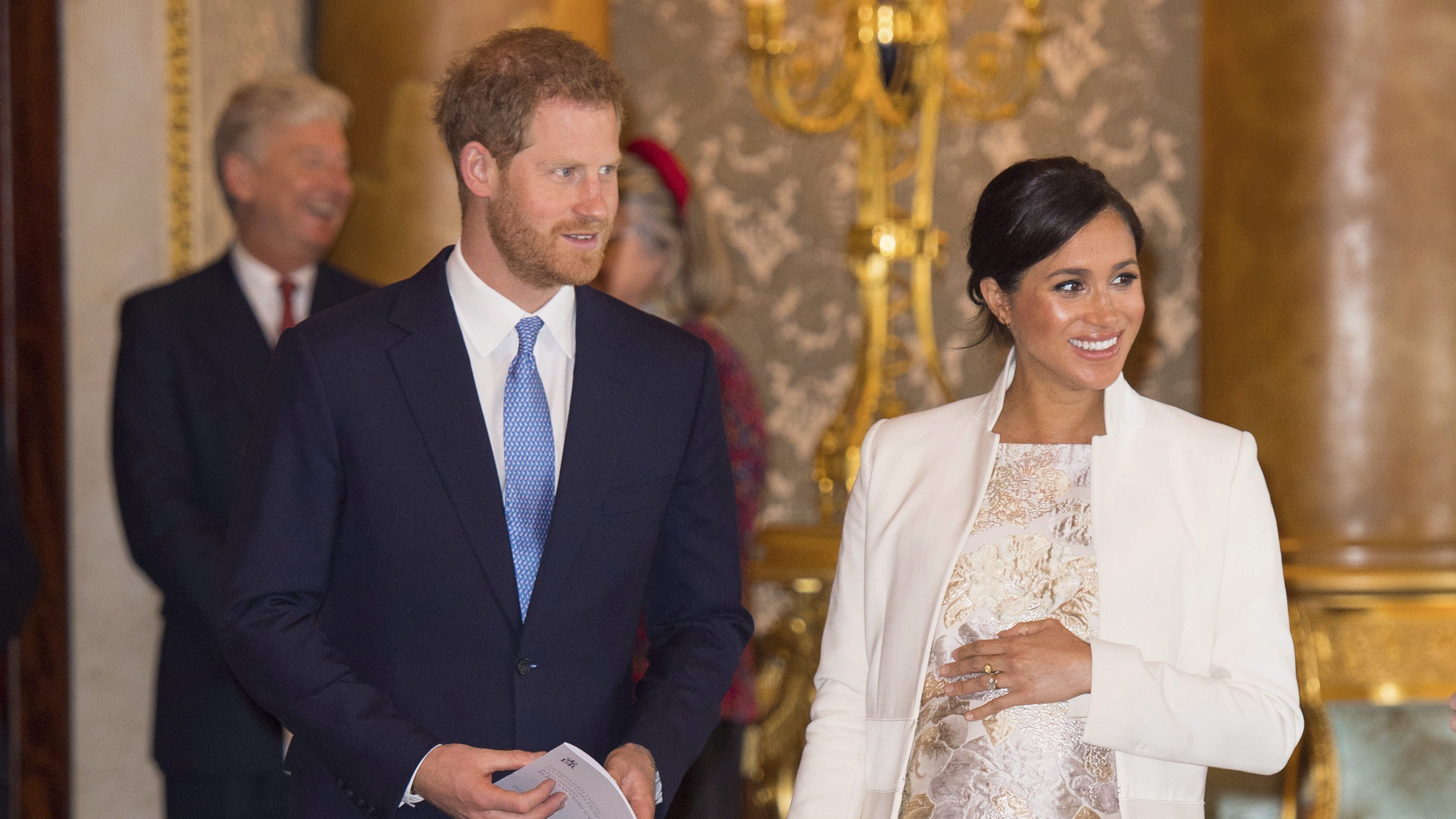 A New Royal Baby Gives Brits A Chance To Talk About Race