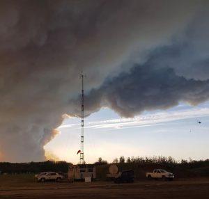 Checkegg creek fire - CityNews Edmonton