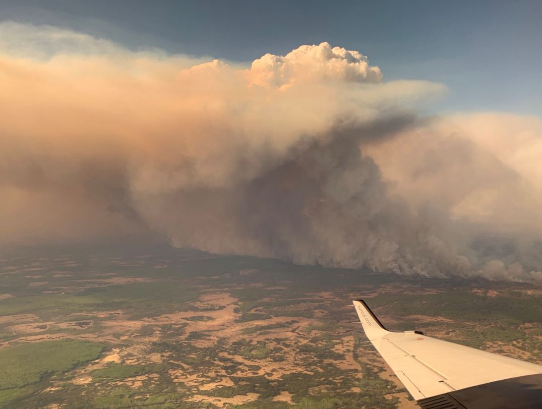 High Level fire - CityNews Edmonton