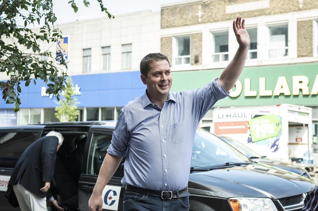 Scheer says Liberals deflecting from scandals with abortion