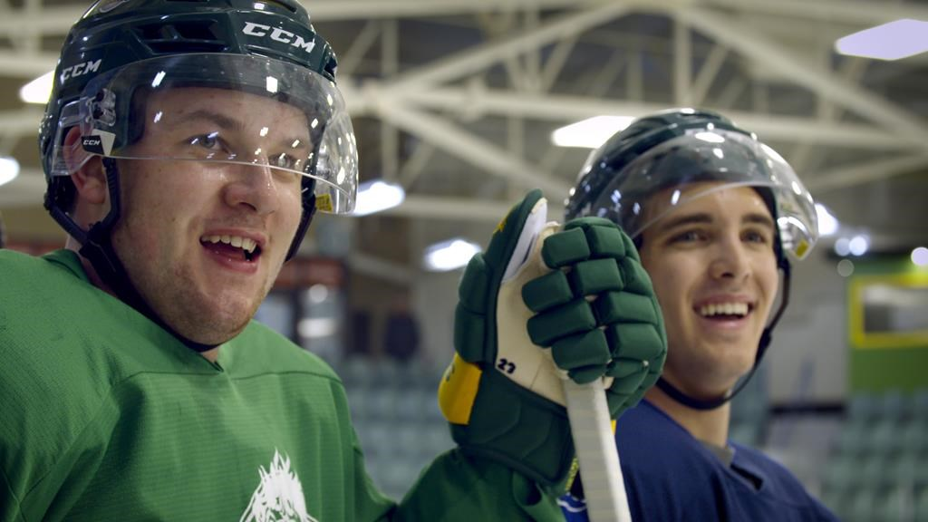 Humboldt survivors featured in doc say they want to make