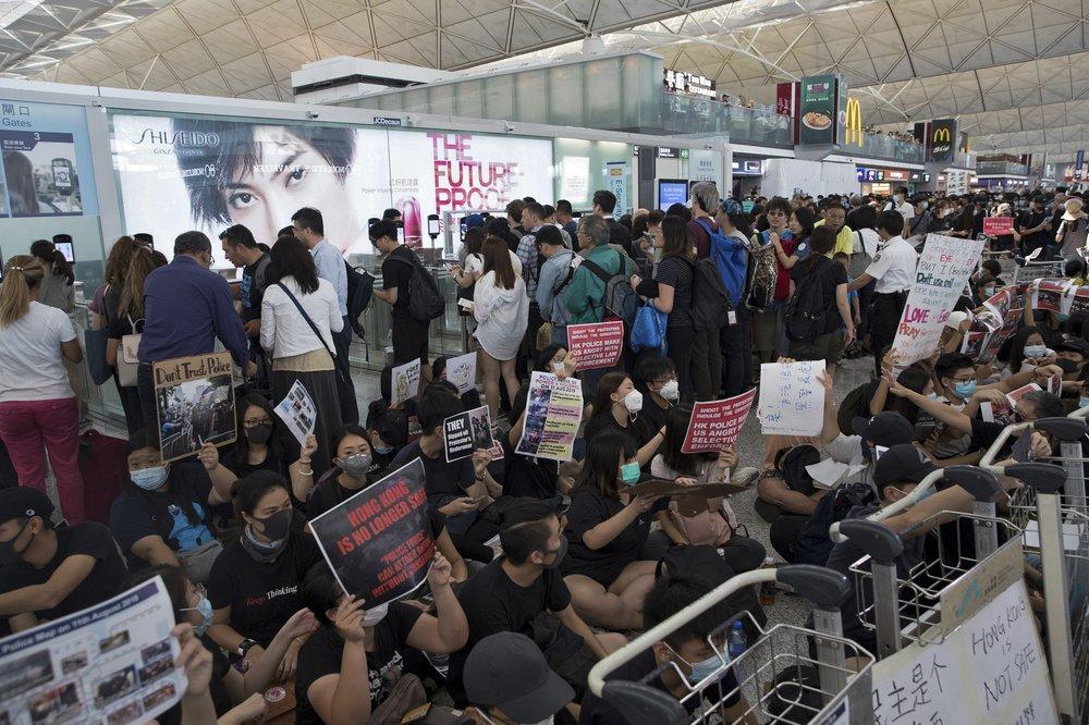 hong kong protests - photo #41