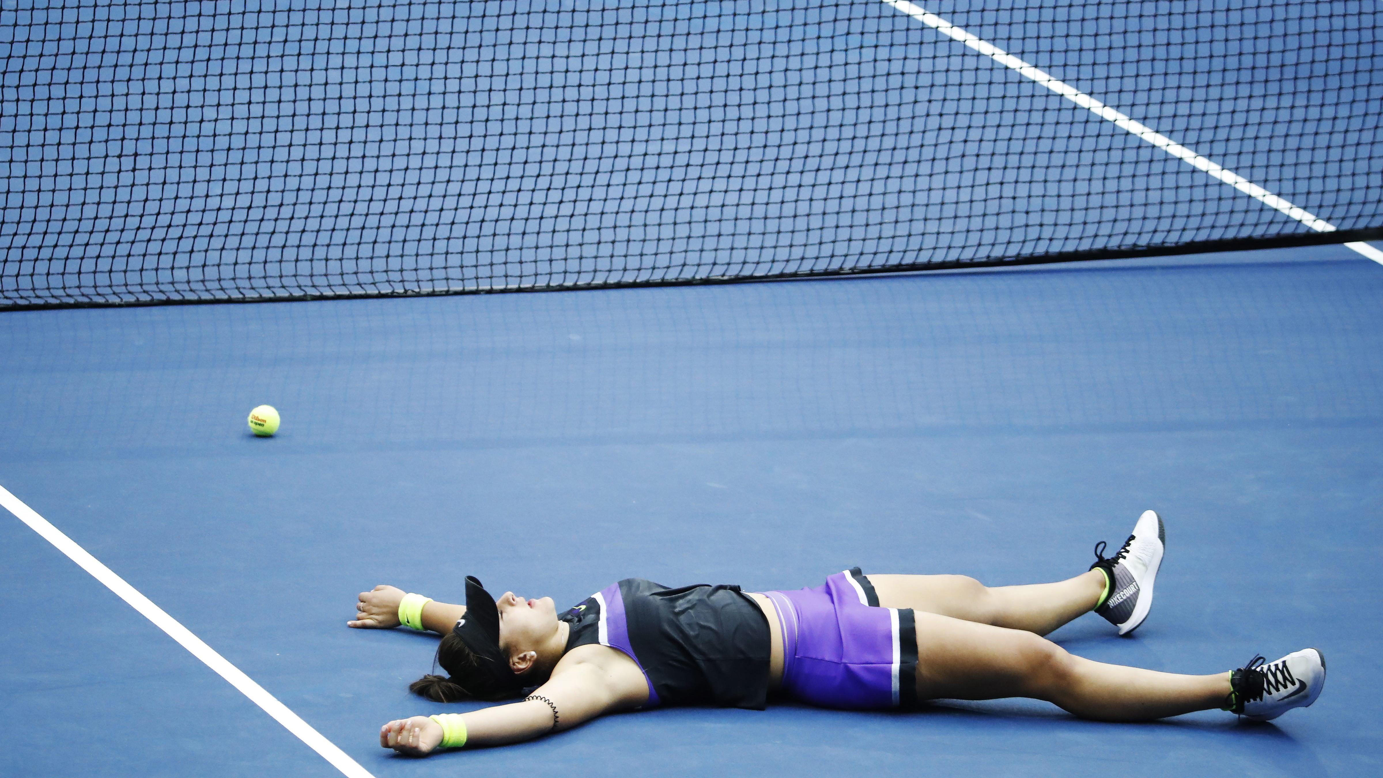 Bianca Andreescu eyes Beijing for return after winning U S  Open