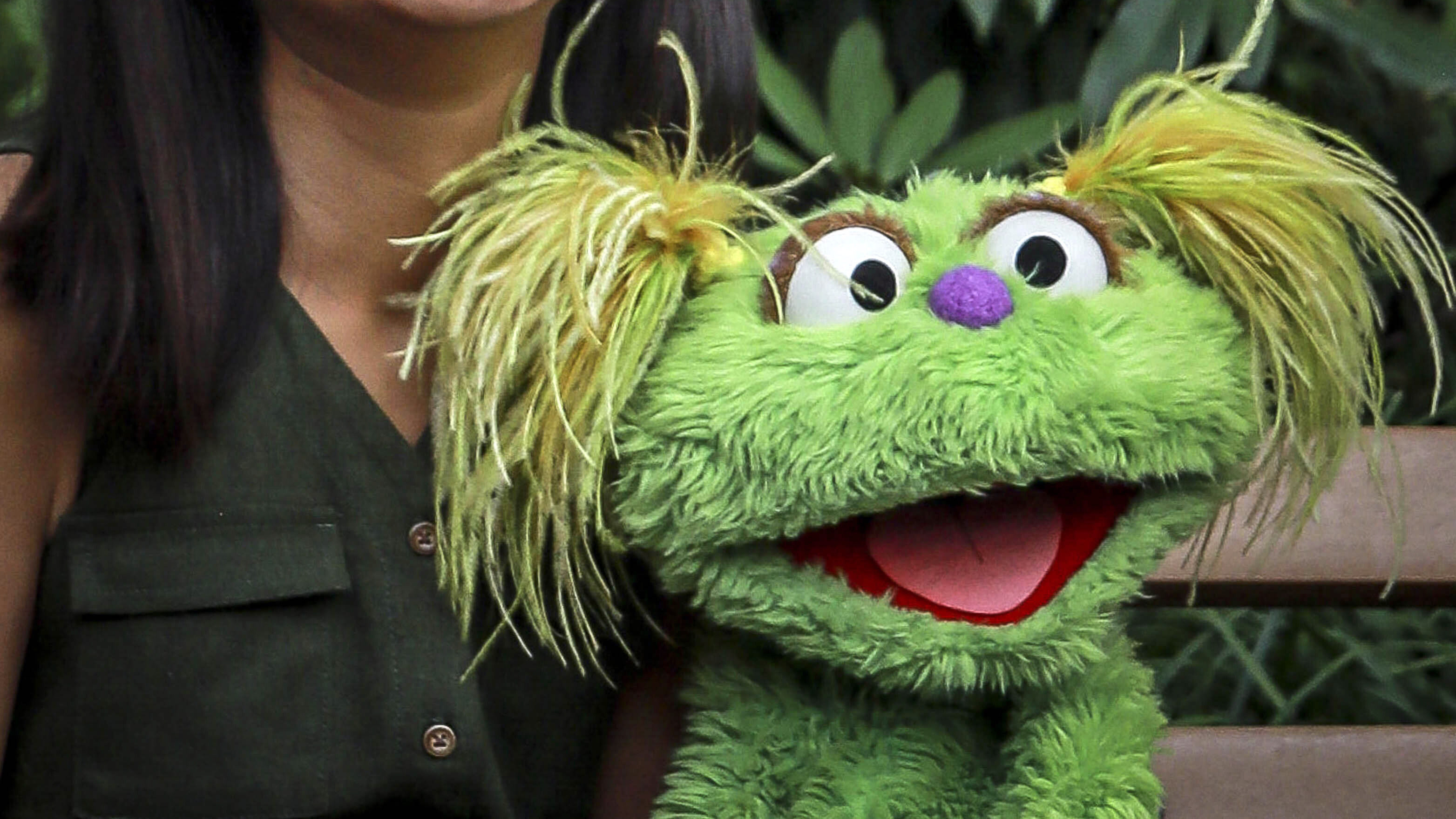 Sesame Street Tackles Addiction Crisis With Addition Of New