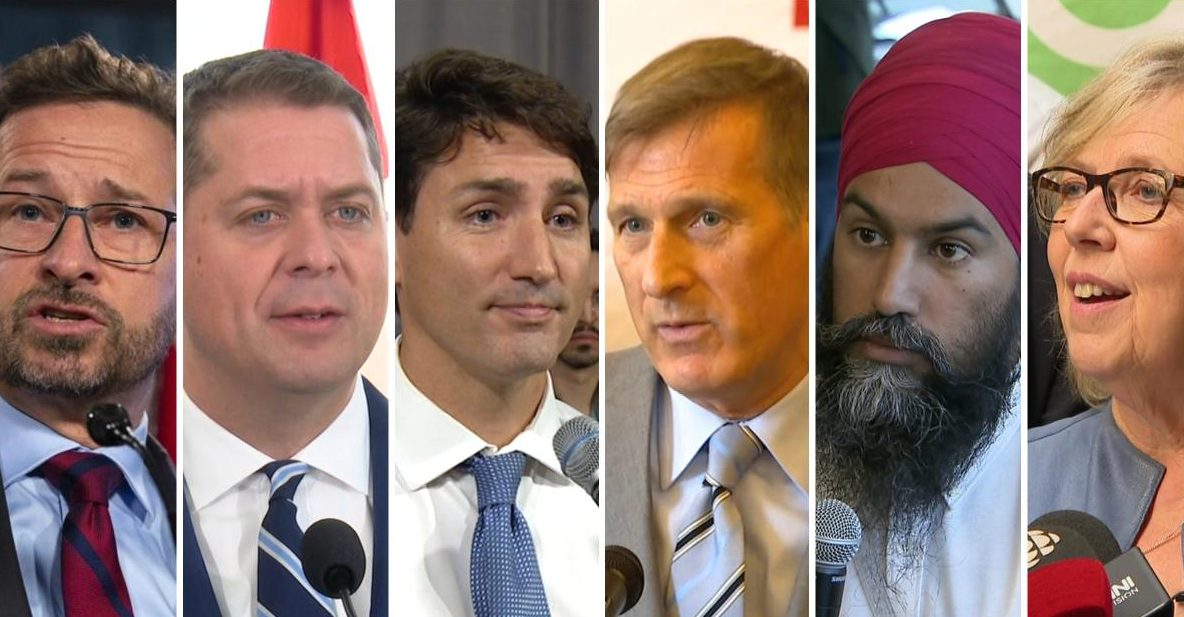 Promise tracker: What the parties are pitching on the