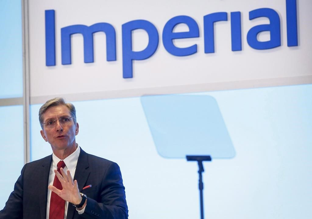 wylot zegarek świetna jakość Imperial CEO says no to Aspen oilsands project until Alberta ...