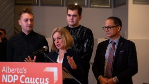 NDP targets UCP policies amid rise of youth unemployment