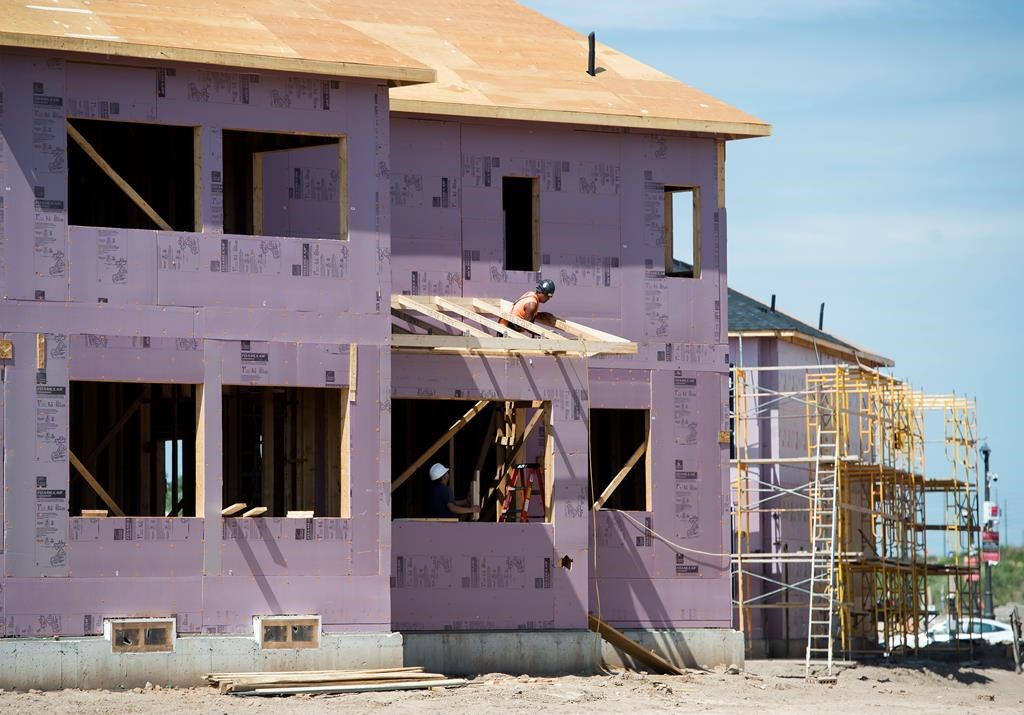Pace of housing starts edges up in November on strength in