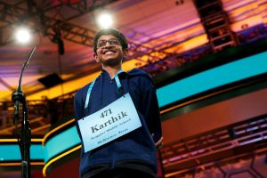 National Spelling Bee will have fewer wild cards next year
