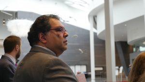 Mayor Nenshi criticizes the rhetoric in hockey's Battle of Alberta