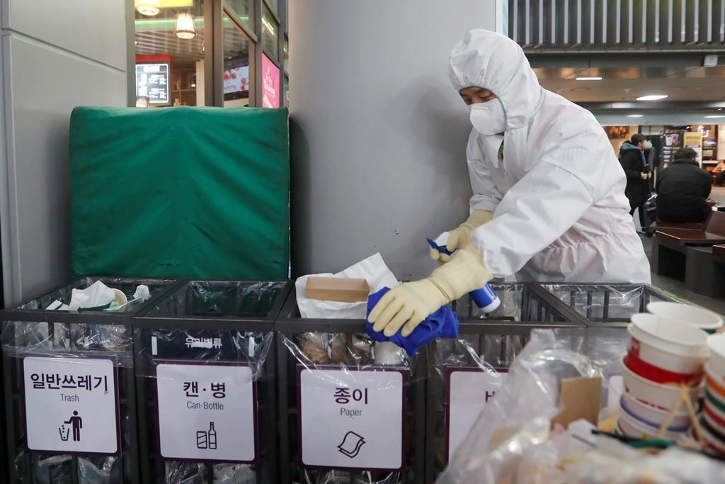 Canadians with virus symptoms won't be allowed to evacuate China