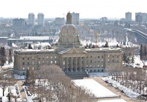 Throne speech, anti-protest bill kick off Legislature's spring session