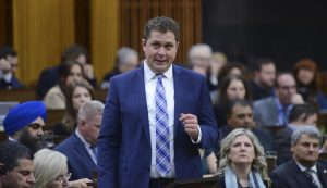 Conservatives not holding up aid  bill, but want to see improvements: Scheer
