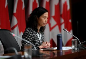 Health Canada projects 11,000 to 22,000 deaths from COVID-19