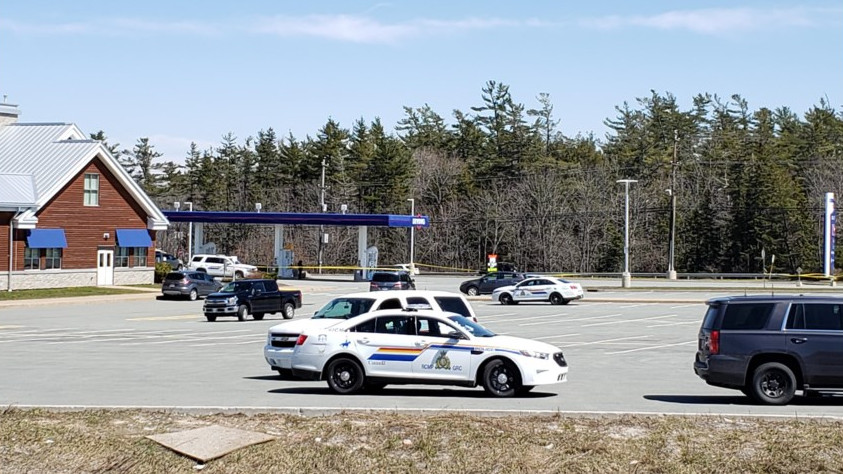 Detailed Timeline Outlines Terrifying Moments Of Nova Scotia Shooting