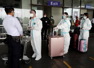 The Latest: India reports biggest jump in virus cases again