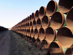 'We are here': Premier marks start of construction for Alberta leg of Keystone XL