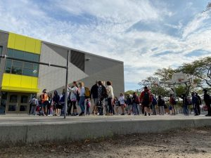 Quebec students head back to class Thursday in new normal