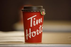 Tim Hortons sales fall by one-third as industry feels the pain of pandemic