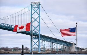 Canada-U.S. border closure extended into September