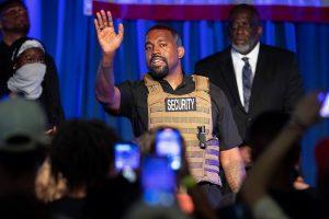 Kanye West qualifies as presidential candidate in Arkansas