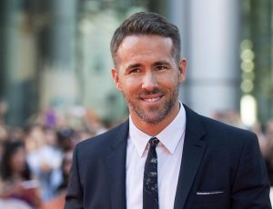Ryan Reynolds to fund program hiring BIPOC trainees on fall film