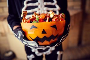 Candy chutes and one-way trick-or-treating: COVID-19 and Halloween