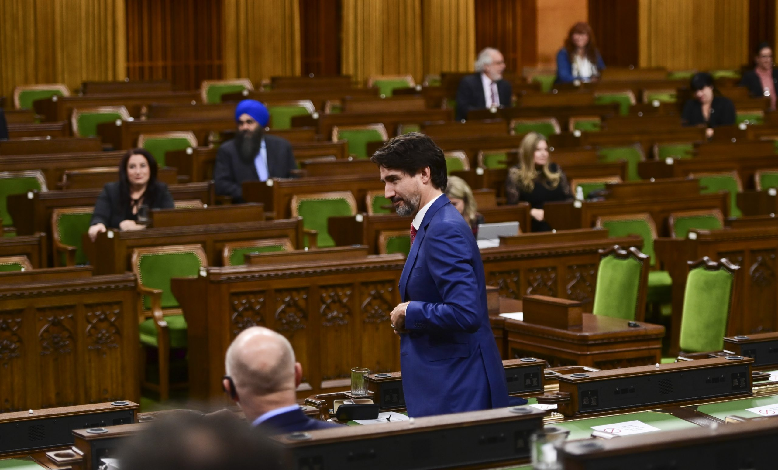 NDP won't give Trudeau 'the election he is looking for': Singh