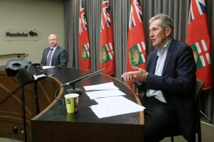 """Manitoba toughens COVID-19 restrictions as Ontario hints at """"tough"""" measures ahead"""