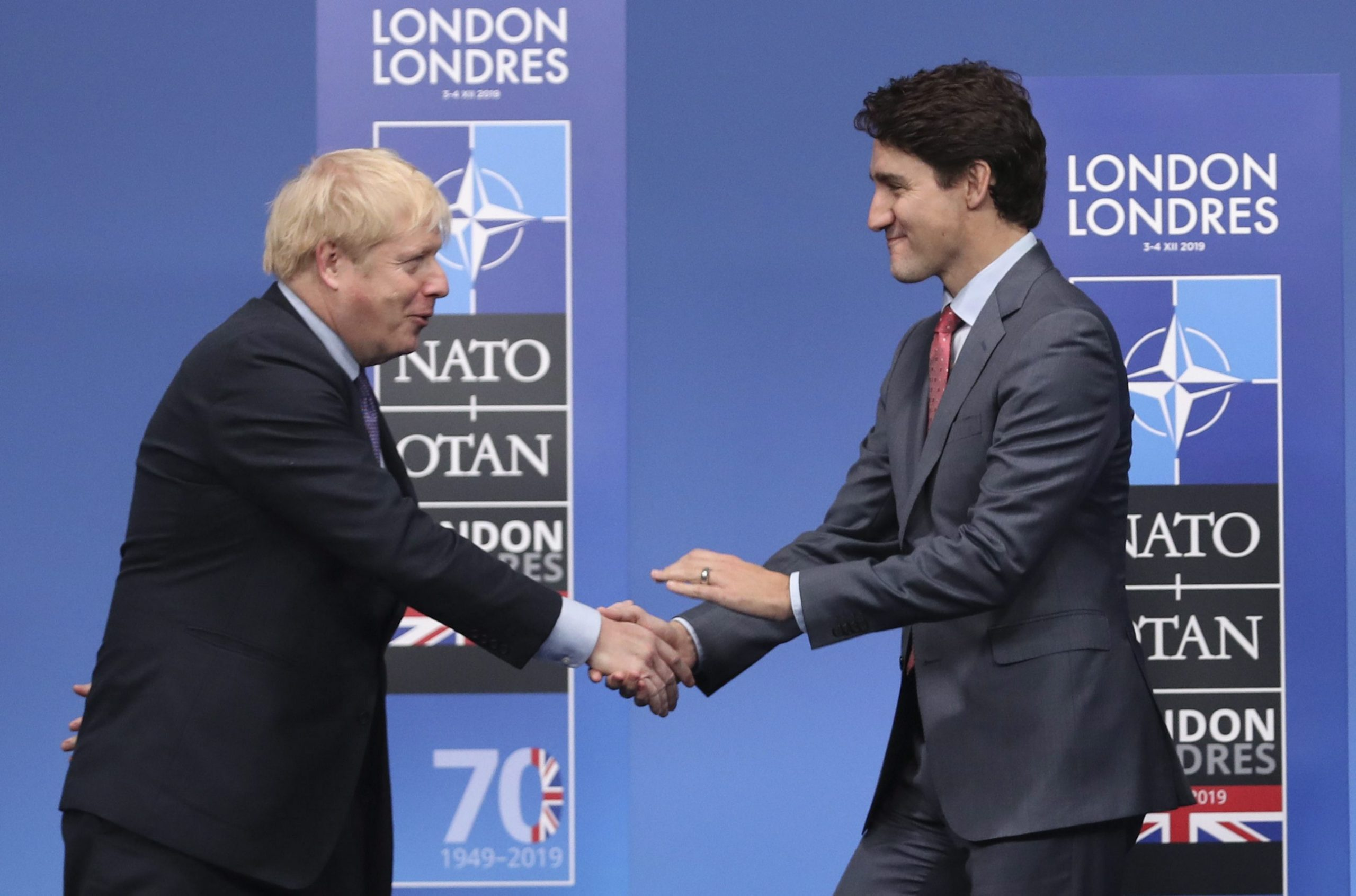 Canada, Britain ink a new post-Brexit trade deal