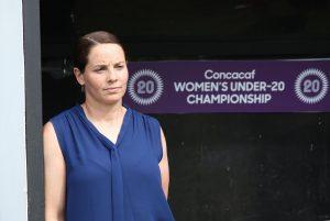 Former Canadian international Rhian Wilkinson leaves Canada Soccer coaching job