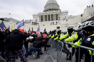 Capitol Police were ready for trouble, but not a riot: Chief