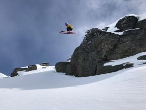 Vancouver woman youngest female athlete on Freeride World Tour team