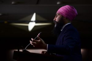 Federal NDP unveils election-style promises to support small businesses in pandemic