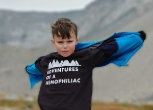 Okotoks mother advocates for her son on World Hemophilia Day