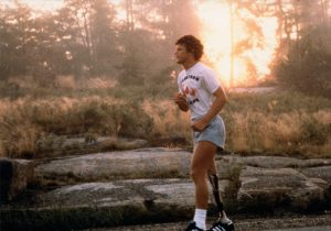 41 years ago today, Terry Fox began his Marathon of Hope