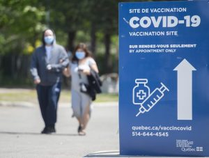 Provinces push forward on vaccination amid lingering questions after Fortin departure