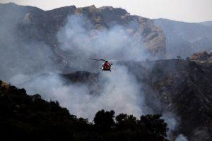 1K LA residents still under evacuation orders amid wildfire