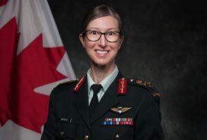Brig.-Gen. Krista Brodie to lead Canada's COVID-19 vaccination campaign
