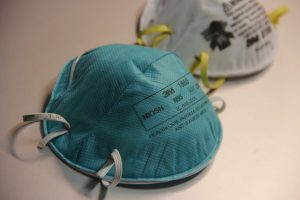 Re-evaluating respirators on the front lines