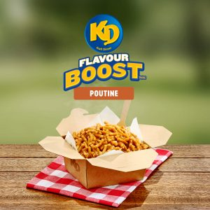 Poutine flavoured mac and cheese? KD launches flavour boosts