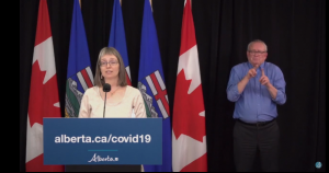 Alberta reports 57 new COVID-19 cases, active cases reach lowest point since October