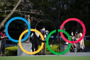 Palace: Japan emperor 'worried' about Olympics amid pandemic