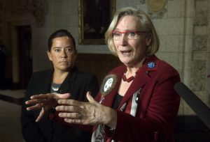 Jody Wilson-Raybould blasts Crown-Indigenous minister for 'racist' text