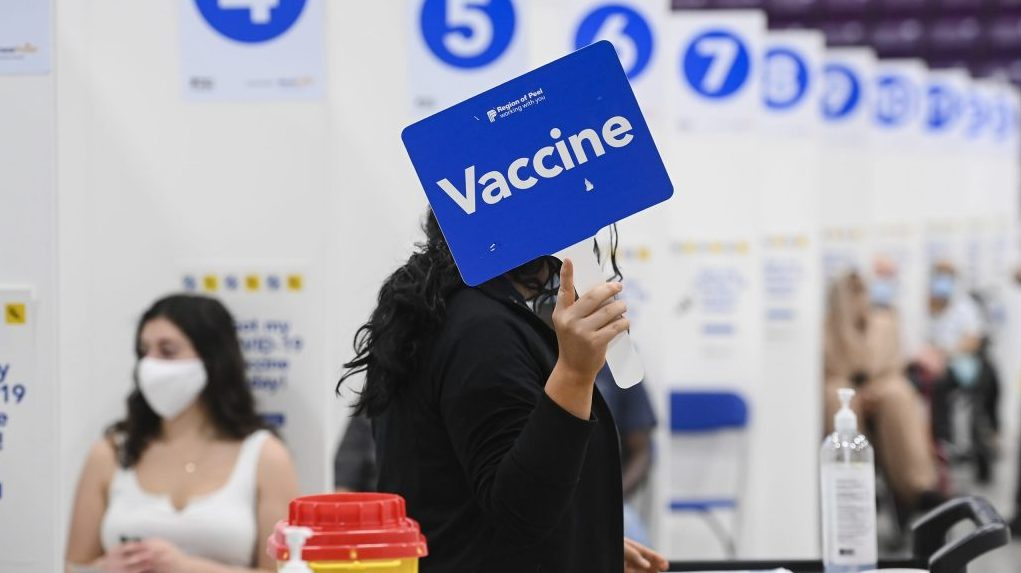 Will Canada reach herd immunity with vaccine hesitancy lowering?