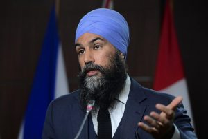 Singh demands Afghan interpreters' families be allowed into Canada as Taliban surges