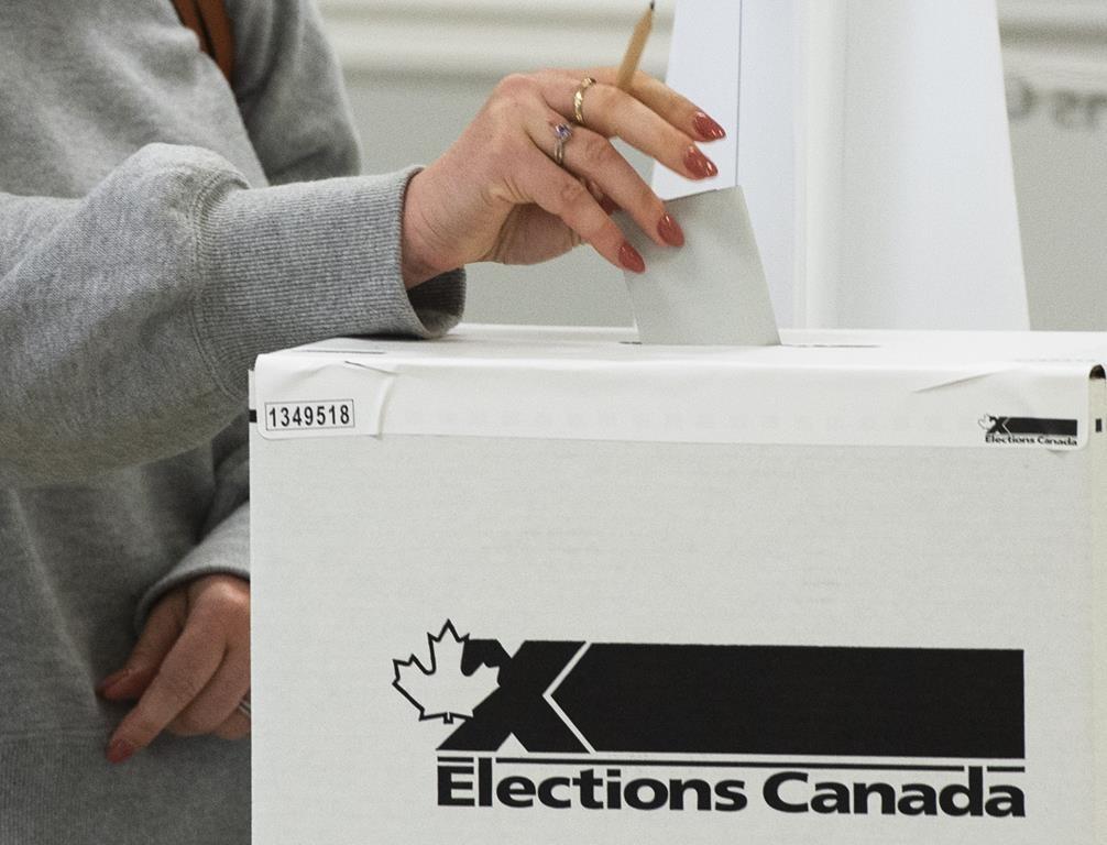 Alberta voter turnout above national average