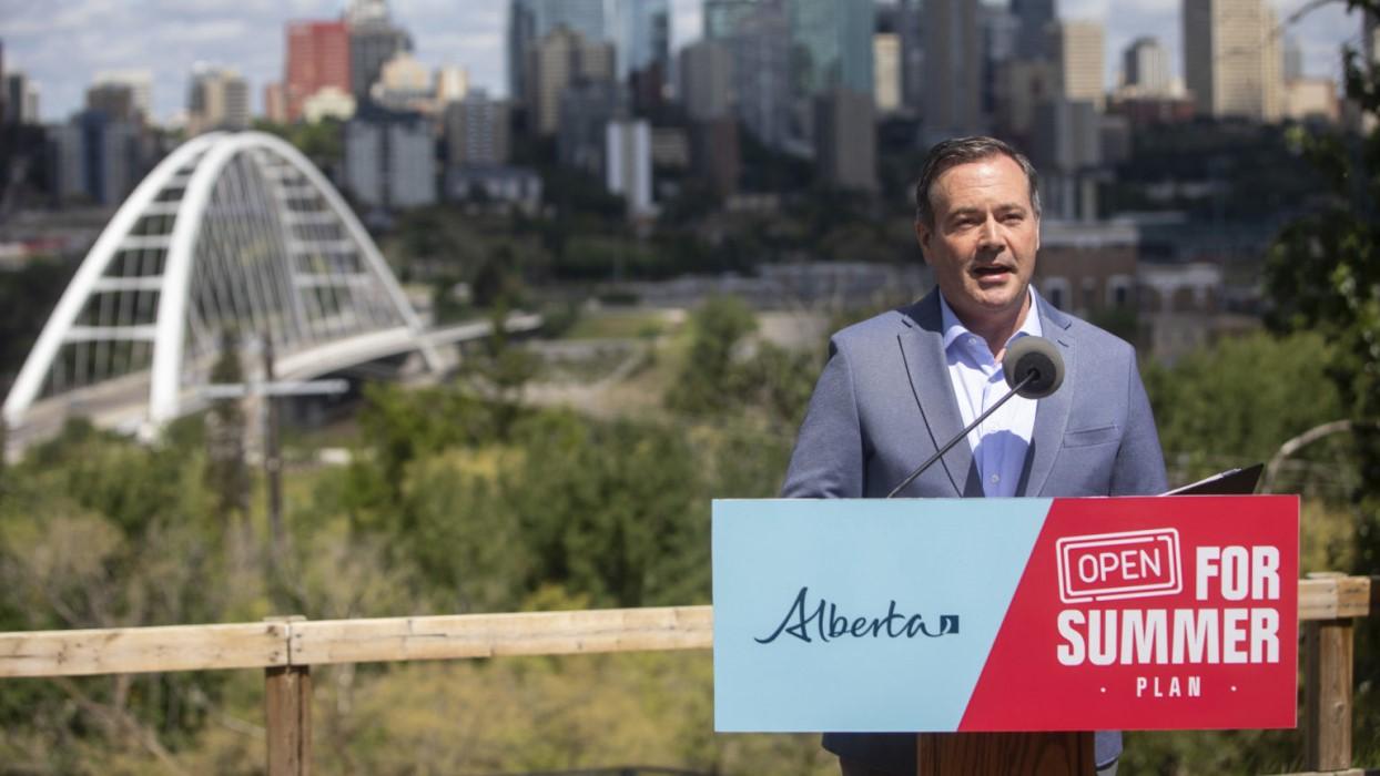 What's happening in Alberta?