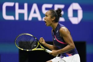 Canada's Leylah Fernandez playing for first Grand Slam title